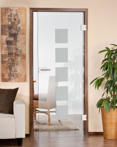 Wärmedämmung Zimmertüren