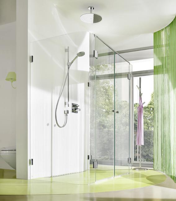 Welche Arten von Duschkabinen im Bad verwendet werden können
